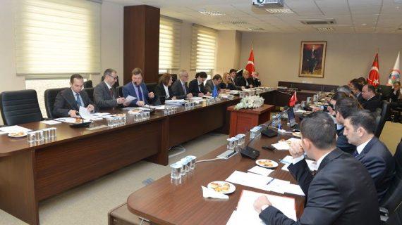 Gümrük İşbirliği Komitesi 49. Kez Toplandı